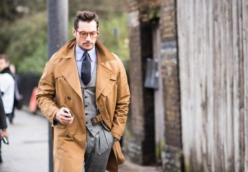 Best Trench Coats for Men